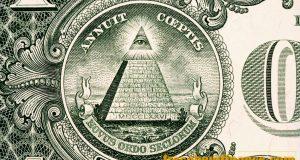 Пирамида на долларе